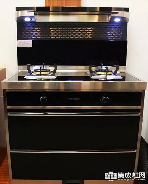 【产品测评】普森集成灶悦享JJZ-900Z 高端产品改变厨房生活