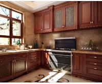 普森整体厨房展示