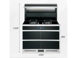 卡梦帝集成灶LX5-L1000