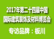 板川集成灶招商总监陈久宏:适应行业发展 助力品牌革新