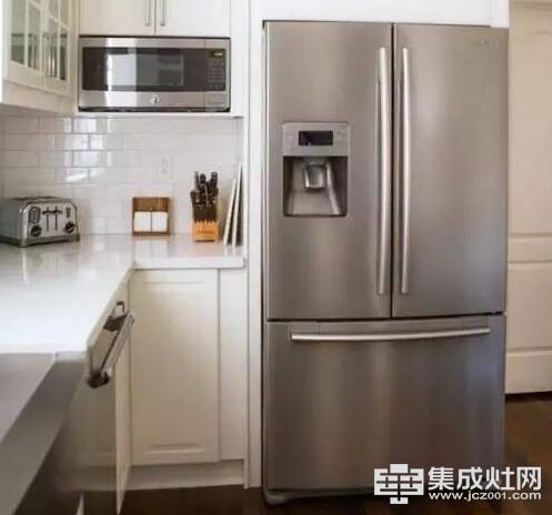 蓝享智能集成灶教您如何利用厨房空间