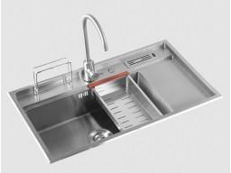 集成水槽8550挡水单盆