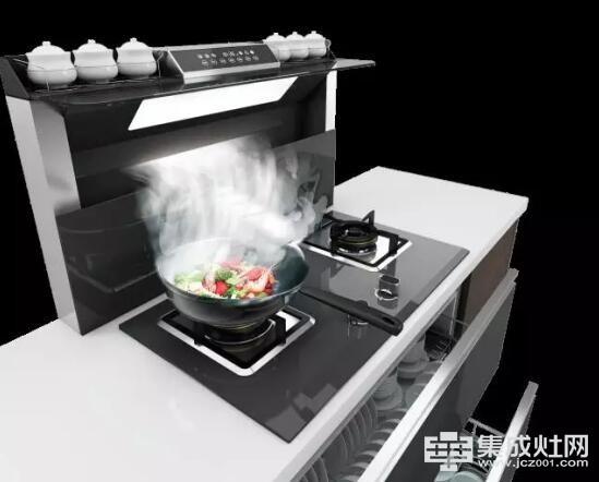 为爱升级 奥普集成灶即将亮相上海厨卫展