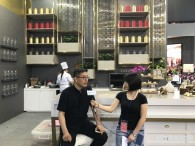 【上海展】金帝集成灶品牌总监高建国:御厨系列掌控高端生活