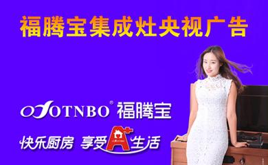 福腾宝集成灶央视广告 (502播放)
