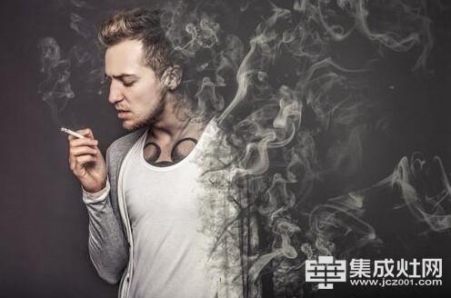 集成灶友情提醒:炒菜1小时=吸半包烟