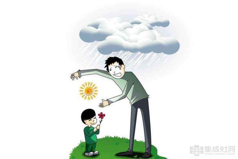 父亲节:集成灶助力家庭健康