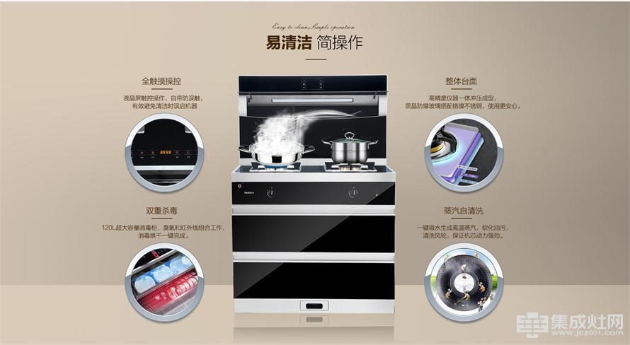 """美多推出全新""""苹果机""""X11集成灶 您的明智之举"""