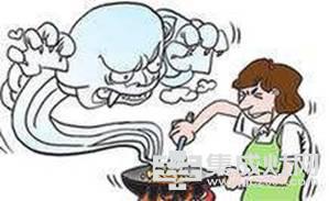 普迪奥集成灶:厨房油烟比二手烟更可怕