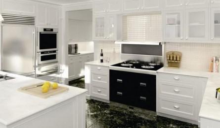 选对集成灶 为厨房健康做加法