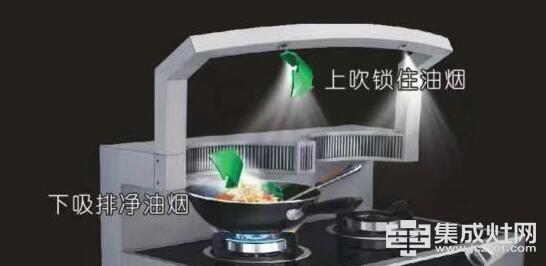 攻克油烟难题 诺孚集成灶成就高品质厨房生活