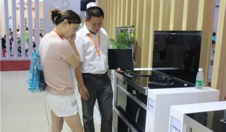 邦的集成灶:智慧厨房 惊艳广州城