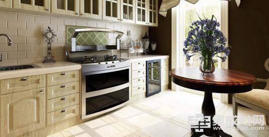 无油烟更宽敞 诺孚厨堡集成灶打造品质小户型厨房
