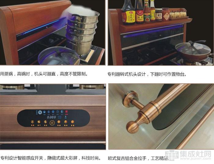 金品集成灶臻品系列Z81-2