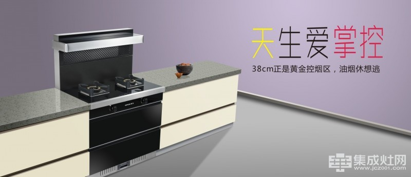 百大集成灶F900