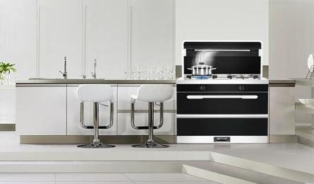 厨房水槽占地怎么办 集成灶帮你省厨房空间