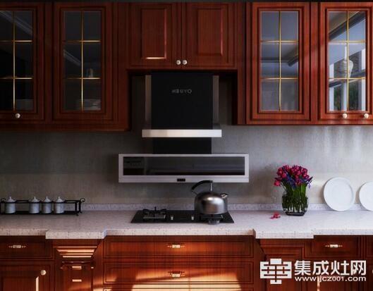 诺孚集成灶:四招破解厨房难题 AK47油烟机缔造舒适家居