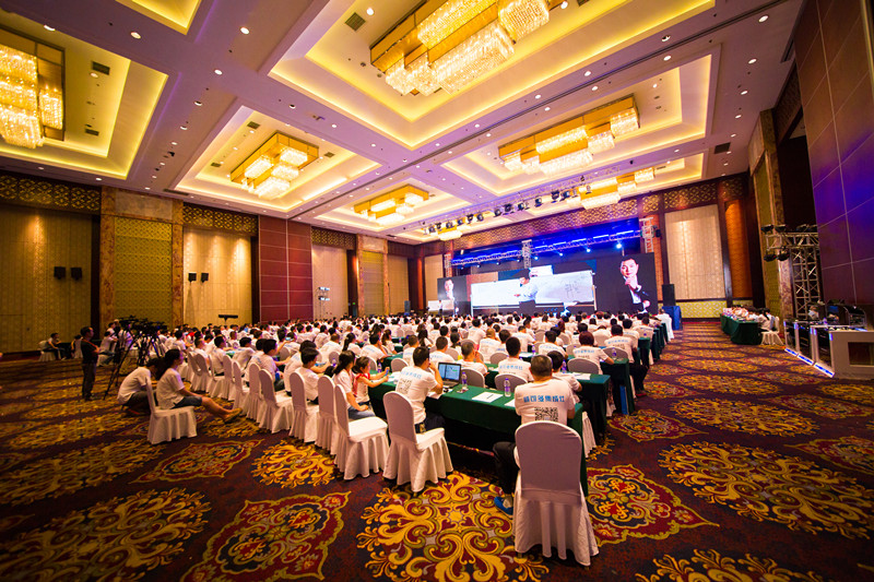 威可多电器杭州——超级合伙人招商峰会