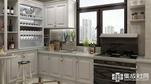 欧家集成灶备受热捧 厨房真正清新无烟
