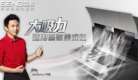 森歌:看了菜谱还不会做饭 你需要这个集成灶
