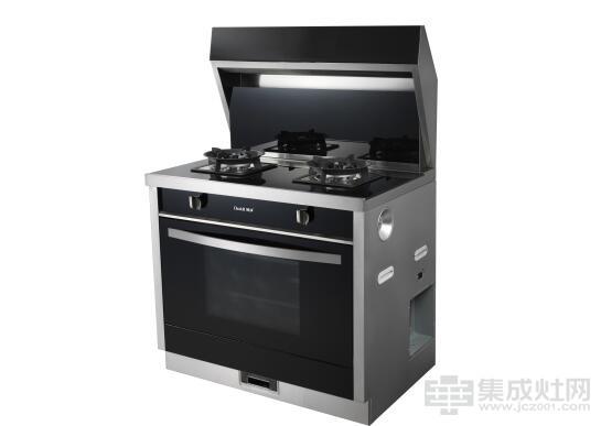 博净X18蒸汽炉集成灶 蒸箱大容量演绎智控典范