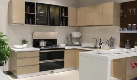 森歌集成灶让你轻松拥有开放式厨房