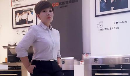 品牌之争服务至上 她让荆州刮起了一股优格集成灶风潮