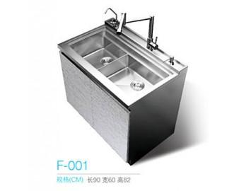 法瑞集成水槽F-001