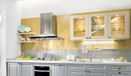 佩斯帝橱柜:处理厨房油烟烦恼 增加橱柜收纳技巧