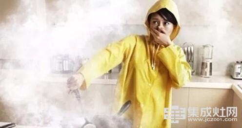 """金帅集成灶:你不是""""吸尘器"""" 油烟还得集成灶来吸"""