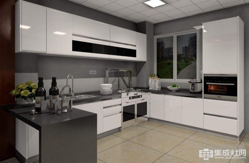 厨房装修 集成灶安装的三阶段