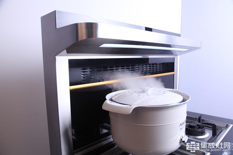 普森集成灶:一台好的集成灶烹饪幸福滋味