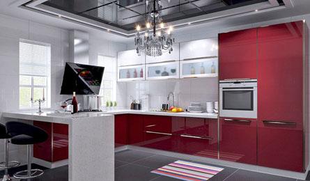 申斯达:整体家装应理性购买各种材质整体橱柜台面