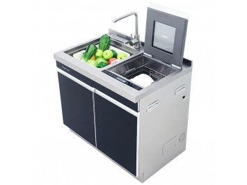 品冠水槽洗碗机WX90