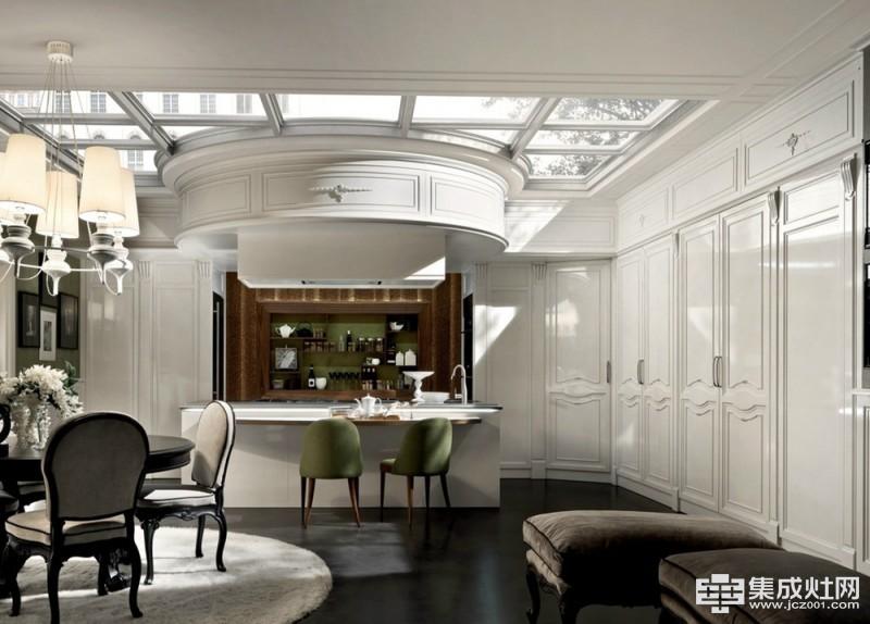 雅丽家:厨房橱柜用什么颜色好 设计要点有哪些