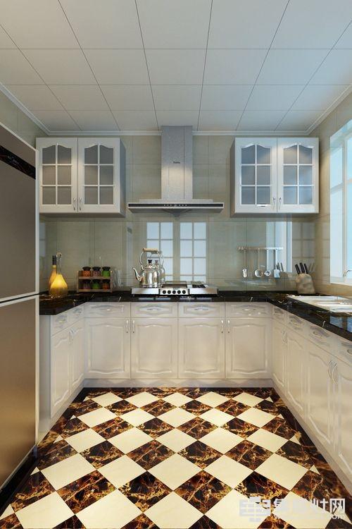 易佰利橱柜:橱柜玩儿创意 让小厨房有大空间