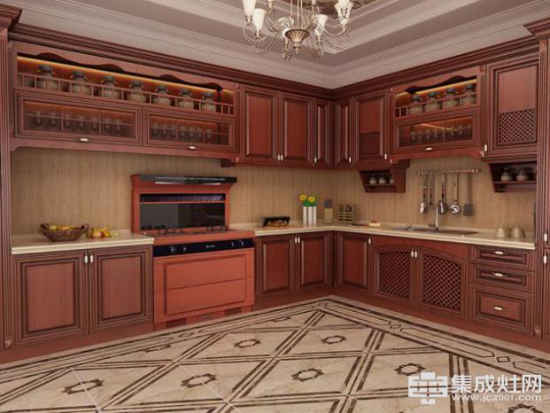 厨房装修选择普森集成灶不会错