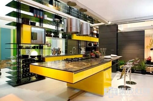锦致橱柜:让厨房彰显你的时尚态度