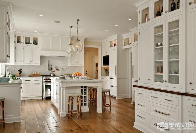 厨房5大功能区布局 助你打造完美厨房