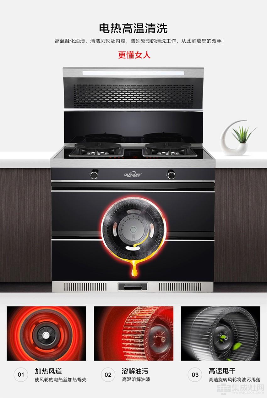 欧诺尼集成灶:有了集成灶后的厨房 美丽到无法想象