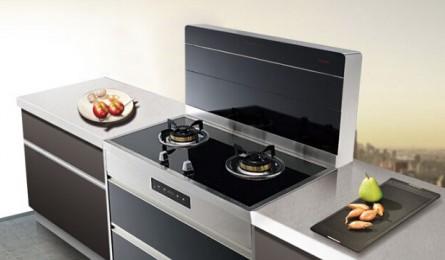 厨房由您做主 宽居集成灶懂每一个女人的愿望