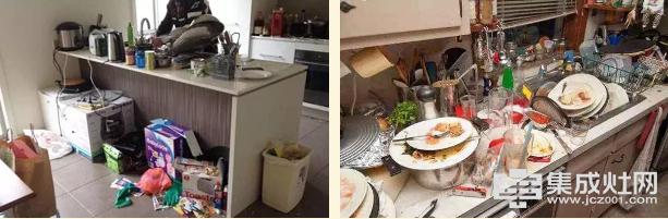 奥田集成灶:你计算过你家厨房装了多少物品吗