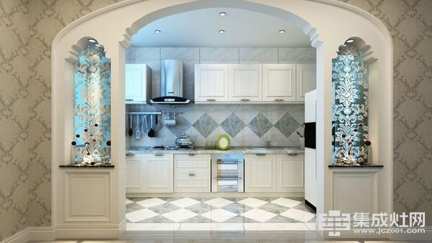 三种不同价位厨房装修需要的预算费用