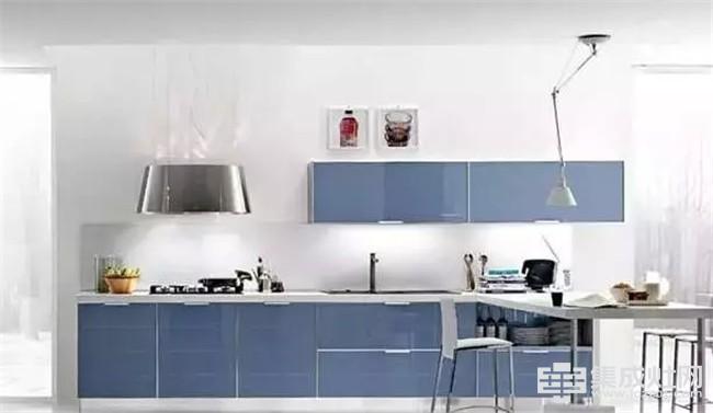 橱柜颜值给多少分 暖男厨房 拼颜值更拼内涵