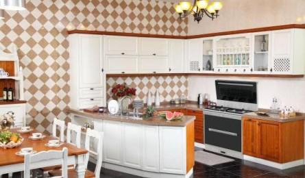 火星一号集成灶:厨房装修 千万别留遗憾