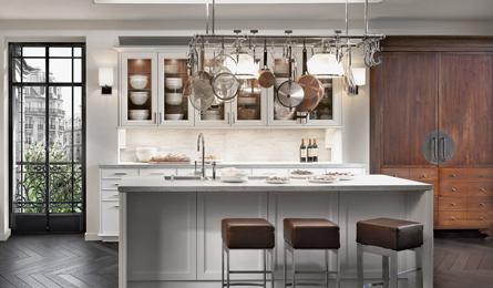 如何选择现代厨房家具让厨房秒变风景区