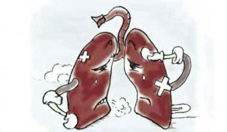 新发癌症病例近430万 集成灶或将成为降低肺癌发病率的利器