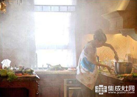 普森集成灶:为什么你的蛙不回家 因为家里油烟太大