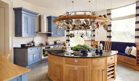 厨房岛台设计 四个你必须知道的原则