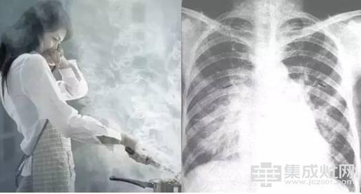 远离肺癌 你不能缺少一台集成灶